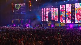 kissing you (2011 k-pop music festival in sydney) - snsd