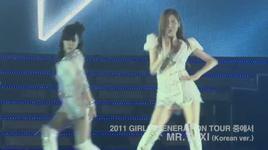 mr. taxi (korean version) - snsd