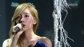 o holy night (111225 snsd's christmas fairy tale) - tae yeon (snsd)