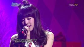 christmas dream, teenage dream (111225 snsd's christmas fairy tale) - tiffany (snsd)