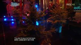 last christmas (111225 snsd's christmas fairy tale) - tiffany (snsd), sung si kyung