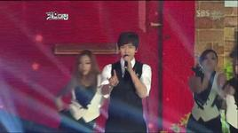 love time (2011 sbs gayo daejun) - lee seung gi, yoona (snsd)