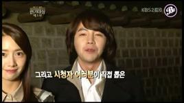 kbs love rain drama filming (preview) - yoona (snsd)