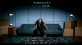 over it (vietsub & karaoke) - katherine mcphee