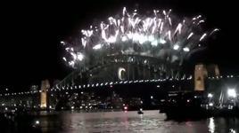 phao hoa 2012 happy new year 2012 tai thanh pho sydney  - v.a