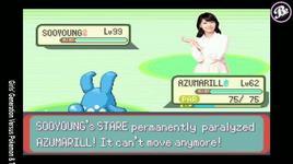 soshi vs pokemon (funny) - snsd