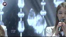 we were in love 2011 (hq live) - t-ara, davichi
