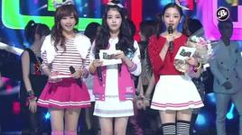 today's winner is t-ara - t-ara