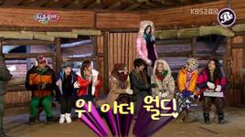 fmv - sunny & hyoyeon moment (invincible youth 2 cut) - sunny (snsd), hyo yeon (snsd)