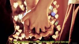 chung ta chi yeu nhau hom nay nua thoi (lyrics) - zenky