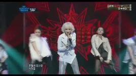 russian roulette (debut stage mnet m!countdown - 09.02.2012) - spica