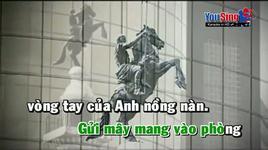 chiec khan gio am [vietsub-kara] - khanh phuong