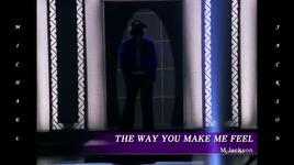 the way you make me feel - live in 30th anniversary celebration - michael jackson