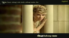 love story - taylor swift