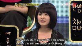 strong heart ep 28 - ji yeon first kiss (vietsub) - ji yeon (t-ara)