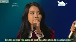iu interview on kbs yoo hee yeol's sketchbook cut (vietsub) - iu