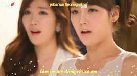 we were in love (vietsub + kara) - davichi, t-ara