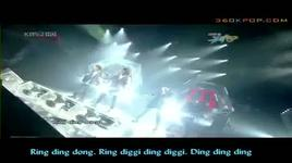 ring ding dong (vietsub) - shinee, ye sung (super junior)