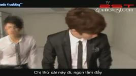 vietsub 2pm unbeatable making p2 - 2pm