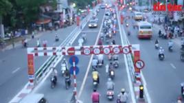 choang voi kieu qua duong o chan cau vuot lap ghep thai ha - chua boc (26/4/2012) - dang cap nhat