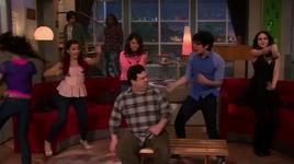shut up and dance - victorious cast
