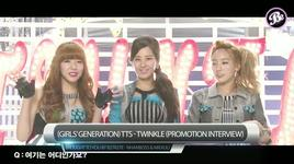 (girls' generation) tts - twinkle (promotion preview) - taetiseo