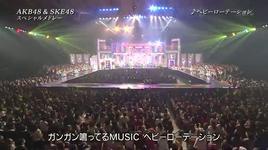 heavy rotation (live) - akb48, ske48
