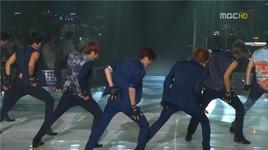 the chaser (120612 beautiful concert) - infinite