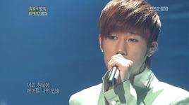 impossible love (120623 immortal song 2) - sung gyu (infinite)