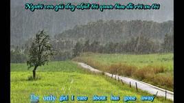 rhythm of the rain (vietsub) - jason donovan
