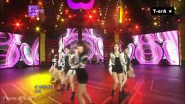 i go crazy because of you - t-ara