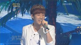 wave (120630 immortal song 2) - sung gyu (infinite)