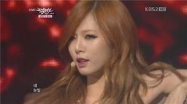 trouble maker (120629 music bank) - trouble maker