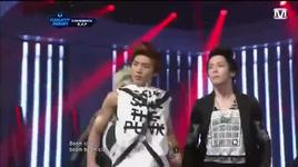 no mercy (120719 m! countdown) - b.a.p