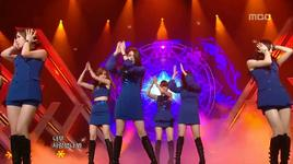 day by day (120721 music core) - t-ara
