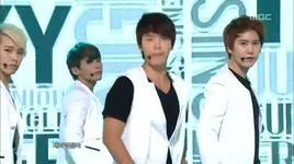 sexy, free & single (120721 music core) - super junior