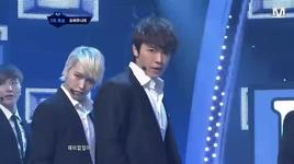 sexy, free & single (120726 m! countdown) - super junior