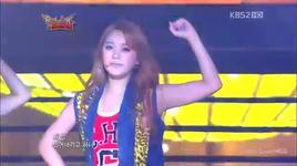 nobody (musicbank in hong kong) - wonder girls