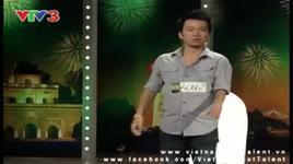 hai doc thoai (vietnam's got talent) - gia huy
