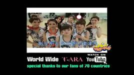 roly poly (dance along) - t-ara