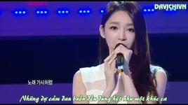 don't say goodbye - davichi