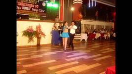 bieu dien rumba (ck rumba can tho) - dancesport