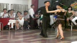thi tap the rumba qt (ck rumba can tho) - dancesport