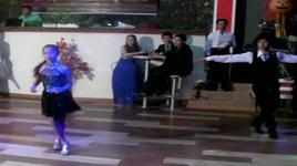 dong dien thieu nhi (ck rumba can tho) - dancesport