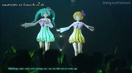 colorful x melody (vietsub kara) - hatsune miku, kagamine rin