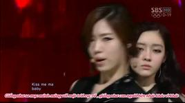 day by day (vietsub - perf) - t-ara