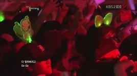 do you like that, lucky guy (120825 asia song festival) - kim hyun joong