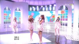 miss u (120825 music core) - kara