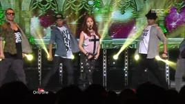 only one (120825 music core) - boa, tae min (shinee)