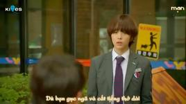 stand up (to the beautiful you ost) - j-min
